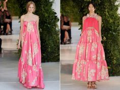 Featuring ideas and inspiration straight from Fashion Runways. Features: Delpozo Spring 2014 New York Fashion Week