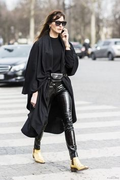 Why we are still fans of the leather pants Creators of Desire waysify