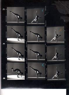 #yoga #Maty #Astanga #photo Remeber contact sheets?
