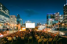If Melbourne were a cake it'd have many layers, but the icing on top is definitely the rooftop scene. Here's our list of 10 Best Hidden Melbourne rooftop bars. Luna Cinema, Miami Beach Edition, Rooftop Bar Bangkok, Visit Melbourne, Outdoor Cinema, Dolores Park, Perth Australia, Roof Top, Photo Credit