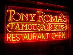 Tony Roma's - I love their riblings!