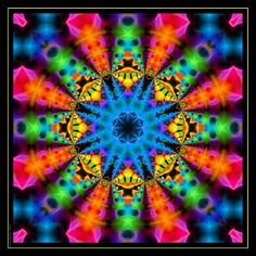 Kaleidoscope dreams ღ~*~*✿⊱╮