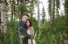 Bohemian wedding. OneButton Photography