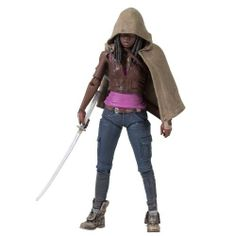 McFarlane Toys The Walking Dead TV Series 3 Michonne Action Figure by McFarlane Toys. $26.30. From the Manufacturer                AMC's The Walking Dead television series is now the most watched drama in basic cable history. Shattering records along the way with the release each new season. Season 3 finds Rick Grimes and his fellow survivors continuing to seek refuge in a desolate and post-apocalyptic world and soon discover that there are greater forces to fear than ...