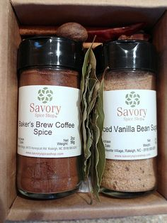 Win a hand-picked (by moi) set of spice blends from Savory Spice Shop Raleigh. Enter through 7pmEST, 1/27! Good luck:)