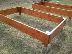 Diy garden planters - before digging into the ground