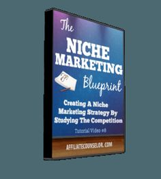 The last video in our series takes a look at developing a niche marketing strategy by evaluating the competition in your chosen marketplace. Do they compete with you directly or is the competition indirect?