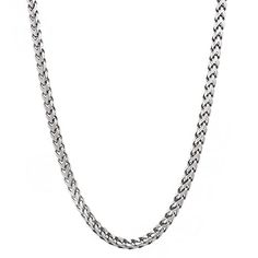 """Necklace Chain Real  925 Sterling Silver SF Solid Mens Heavy Curb Link 26/"""" 65cm"""