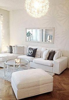 Muebles grandes para crear espacios amplios