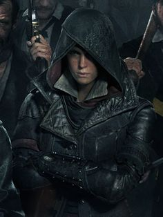 assassin's creed syndicate evie - Google Search