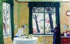 "loumargi:  ""KUSTODIEV BORIS MIKHAILOVICH (1878 - 1927)  "" Design, Artistic Movement, Interior Art, Museum Of Fine Arts, Painting, Window Art, Art, Oil Painting Reproductions, Artwork Painting"