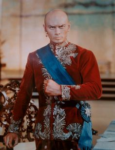 Yul Brynner won the Academy Award for Best Actor for his role in the 1956 film the King and I