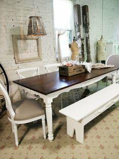 diy dining room table | diy dining room table, dining room table, Esszimmer dekoo