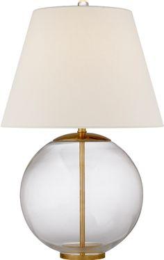 "MORTON TABLE LAMP $475. Height: 24 1/2"" Width: 16 1/2"""