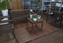 deck madeira plástica modular 1m x 1m .