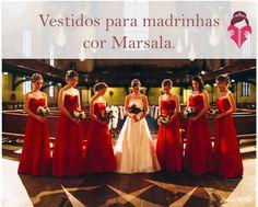 Vestidos-para-Madrinha-de-casamento-cor-Marsala