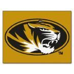 University of Missouri All-Star 2 ft. 10 in. x 3 ft. 9 in. All-Star Rug, Team Colors