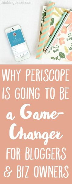 Why Periscope is Goi