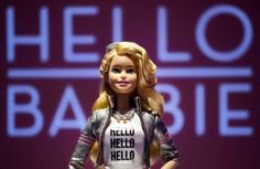 "Stop Mattel's ""Hello Barbie"" Eavesdropping Doll"