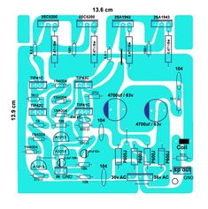 how to make 4 transistor amplifier circuit board 200 Watts? this post for 4 transistor circuit diagram.here have the pdf link. Electronics Projects, Electronics Basics, Minion, Ab Circuit, Circuit Diagram, Switched Mode Power Supply, Circuit Board Design, Power Supply Circuit, Car Audio Amplifier