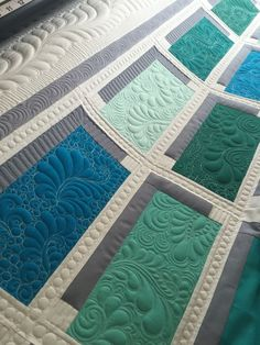 1000+ ideas about Longarm Quilting on Pinterest | Quilts, Free ...