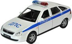 Купить Welly Модель автомобиля LADA Priora Полиция - детские товары Welly в интернет-магазине OZON.ru, цена welly модель автомобиля lada priora полиция
