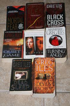 Greg Iles books