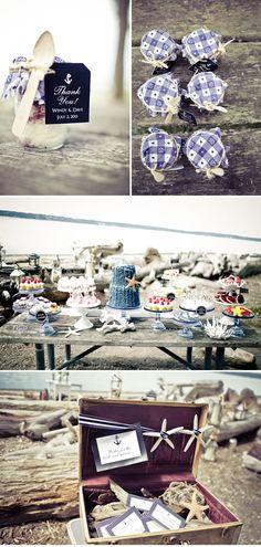 Nautical Weddings | Wedding Planning Ideas | WeddingWire: The Blog