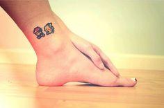 nintendo tattoos! love all the Mario ones :)