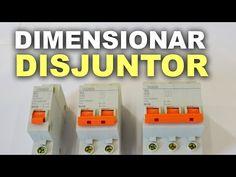 Como dimensionar disjuntor? - YouTube