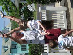 Uncle Matt and Bre