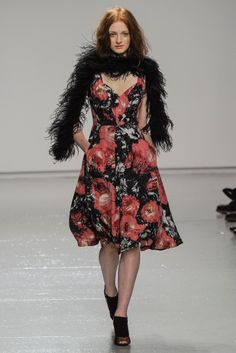 Tracy Reese   Fall 2014 Ready-to-Wear Collection   Style.com