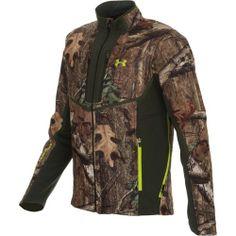 Under Armour® Men's ColdGear® Infrared Ridge Reaper® Softshell Jacket