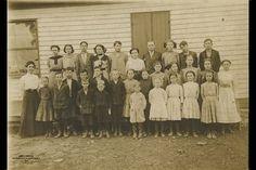Mercer County, Kentucky Photos & Documents: Davenport Estate School Photograph, Mercer County, Kentucky