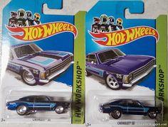 Minicarsbr: Hot Wheels Super T-Hunt 2014 (Como diferenciar)