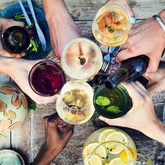 Entertain your friends with these delicious wines and perfectly pair them with these different food options. These wines are tasty, budget-friendly and go with a variety of light and fresh foods.