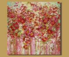 TITLE: Garden in Bloom      FREE SHIPPING THIS WEEK ONLY - PLEASE USE COUPON CODE FREESHIPPING WHEN MAKING YOUR PURCHASE.      This is an