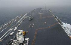 USS Stennis Hard to Port!