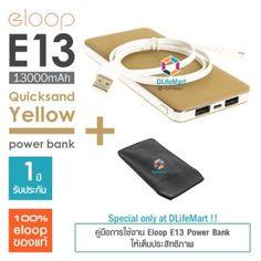 รีวิว สินค้า Eloop E13 13000mAh Power Bank (สีเหลืองทอง) + ซองหนังลายเคฟลาร์ ⚽ ลดราคา Eloop E13 13000mAh Power Bank (สีเหลืองทอง)   ซองหนังลายเคฟลาร์ คูปอง | special promotionEloop E13 13000mAh Power Bank (สีเหลืองทอง)   ซองหนังลายเคฟลาร์  สั่งซื้อออนไลน์ : http://online.thprice.us/vzUhb    คุณกำลังต้องการ Eloop E13 13000mAh Power Bank (สีเหลืองทอง)   ซองหนังลายเคฟลาร์ เพื่อช่วยแก้ไขปัญหา อยูใช่หรือไม่ ถ้าใช่คุณมาถูกที่แล้ว เรามีการแนะนำสินค้า พร้อมแนะแหล่งซื้อ Eloop E13 13000mAh Power Bank…