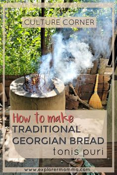 Want some culture in your life? This is the stuff I just love about traveling to new places. The teacher in me has come out in our new section of the blog: Culture Corner. Don't miss how Georgians traditionally bake bread. #georgianbread #georgianculture