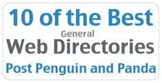 best web directory post penguin panda
