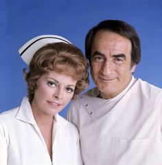 Nurse Jessie and Doctor Steve from General Hospital