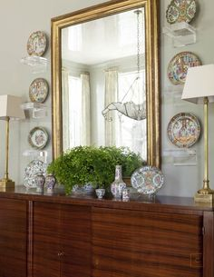 formal dining rooms - Collins Interiors