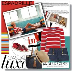 Beautybees — Weekend Look: Espadrilles by sharoncrotty...