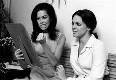 Mary Tyler Moore and Valerie Harper