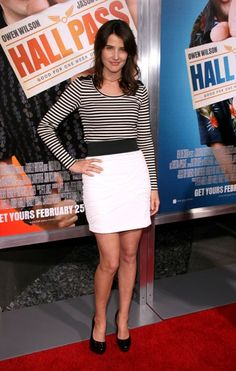 Chic celebs at the Hall Pass premiere