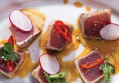 Enjoying the bounty of the sea #Israel #HolyLand via jpost.com Israel News, Fish And Seafood, Ethnic Recipes