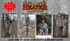 Heater Body Suit   Products