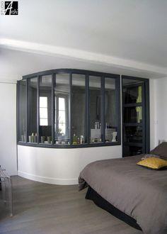 Aménagement d\'une suite parentale à Paris avec salle de bain ...