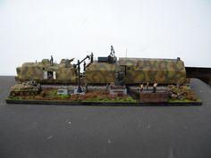 Výsledek obrázku pro german armoured train models